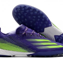 Adidas X Ghosted.1 TF Purple Green 39-45