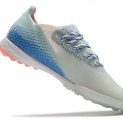 Adidas X Ghosted.1 TF White Blue Orange 39-45