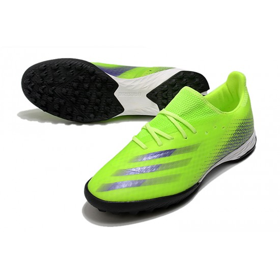 Adidas X Ghosted.3 TF Green Purple 39-45