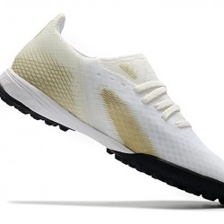 Adidas X Ghosted.3 TF White Gold 39-45