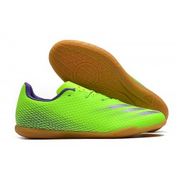 Adidas X Ghostrd.4 IC Green Purple 39-45
