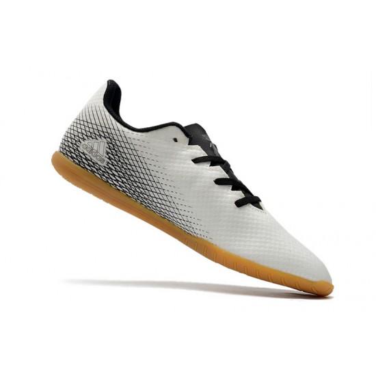 Adidas X Ghostrd.4 IC White Black 39-45