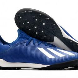 Adidas X Tango 19.3 TF Blue White 39-45