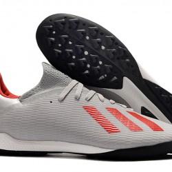 Adidas X Tango 19.3 TF Grey Red 39-45