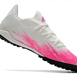 Adidas X Tango 19.3 TF White Pink Black 39-45