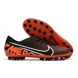 Nike Dream Speed Mercurial Vapor Academy AG Black Orange 39-45