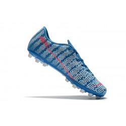 Nike Dream Speed Mercurial Vapor Academy AG Blue Silver Red 39-45