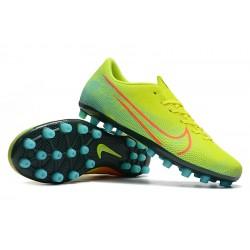 Nike Dream Speed Mercurial Vapor Academy AG Green Blue Orange 39-45