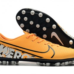Nike Dream Speed Mercurial Vapor Academy AG Orange Black Silver 39-45