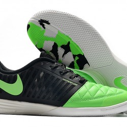 Nike Lunar Gato II IC Black Green 39-45