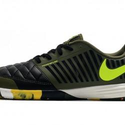 Nike Lunar Gato II IC Black Green Brown 39-45