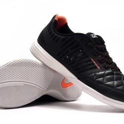 Nike Lunar Gato II IC Black Orange 39-45