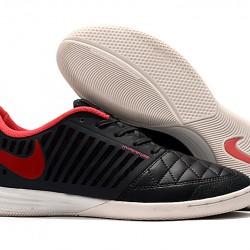 Nike Lunar Gato II IC Black Red 39-45