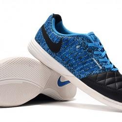 Nike Lunar Gato II IC Blue Black 39-45