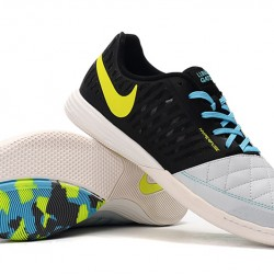 Nike Lunar Gato II IC Blue Black Yellow 39-45
