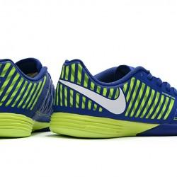 Nike Lunar Gato II IC Blue Green 39-45