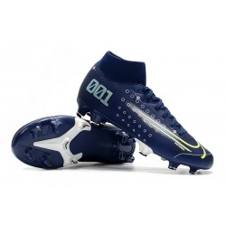 Nike Mercurial 7 Elite FG Blue White 39-45