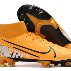 Nike Mercurial 7 Elite FG Orange Black 39-45