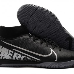 Nike Mercurial Superfly VII Academy IC Black Grey 39-45