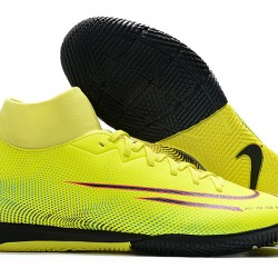 Nike Mercurial Superfly VII Academy IC Green Red Black 39-45