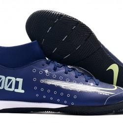 Nike Mercurial Superfly VII Academy IC Purple White 39-45