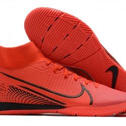 Nike Mercurial Superfly VII Academy IC Red Black 39-45