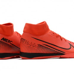 Nike Mercurial Superfly VII Academy IC Red Black 39-45