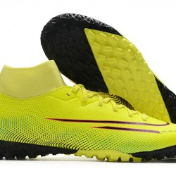 Nike Mercurial Superfly VII Academy TF Green Black Orange 39-45