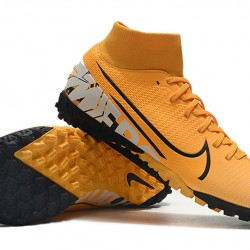 Nike Mercurial Superfly VII Academy TF Orange Black Grey 39-45