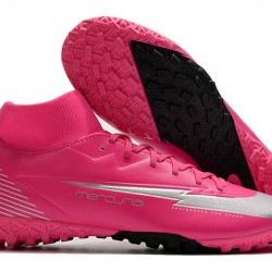 Nike Mercurial Superfly VII Academy TF Pink Silver 39-45