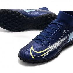 Nike Mercurial Superfly VII Academy TF Purple White 39-45