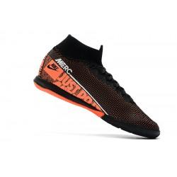 Nike Mercurial Superfly 7 Elite MDS IC Black Orange 39-45