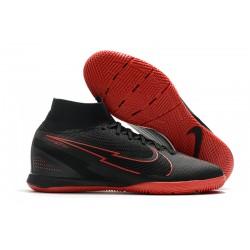 Nike Mercurial Superfly 7 Elite MDS IC Black Red 39-45