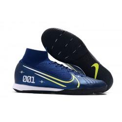 Nike Mercurial Superfly 7 Elite MDS IC Blue Green 39-45