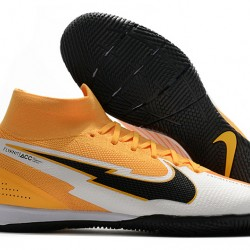 Nike Mercurial Superfly 7 Elite MDS IC Orange White Black 39-45