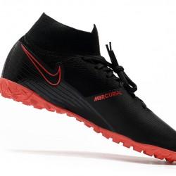 Nike Mercurial Superfly 7 Elite MDS TF Black Red 39-45