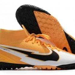 Nike Mercurial Superfly 7 Elite MDS TF Orange White Black 39-45