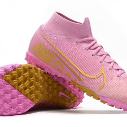 Nike Mercurial Superfly 7 Elite MDS TF Pink Gold 39-45
