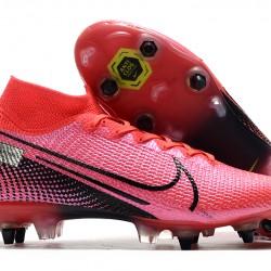 Nike Mercurial Superfly 7 Elite SG-PRO AC Pink Red Black 39-45