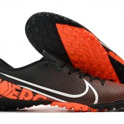 Nike Mercurial Vapor 13 Academy TF Black Orange White 39-45