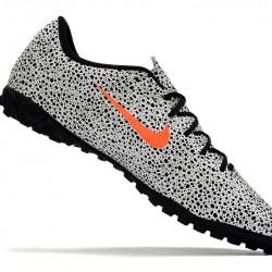 Nike Mercurial Vapor 13 Academy TF Black White Orange 39-45