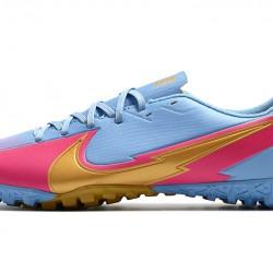 Nike Mercurial Vapor 13 Academy TF Blue Pink Gold 39-45