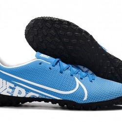 Nike Mercurial Vapor 13 Academy TF Blue White 39-45