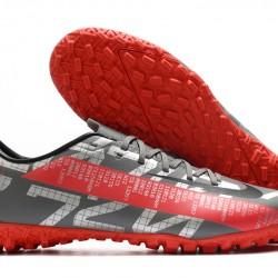 Nike Mercurial Vapor 13 Academy TF Grey Silver Red 39-45
