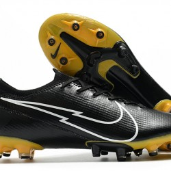 Nike Mercurial Vapor 13 Elite AG Black White 39-45