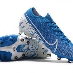 Nike Mercurial Vapor 13 Elite AG Blue Silver 39-45
