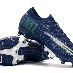 Nike Mercurial Vapor 13 Elite AG Blue White Green 39-45