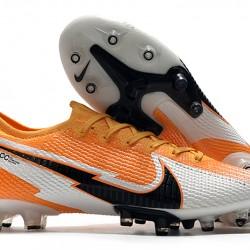 Nike Mercurial Vapor 13 Elite AG Orange White Black 39-45