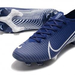 Nike Mercurial Vapor 13 Elite FG Blue White 39-45