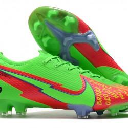Nike Mercurial Vapor 13 Elite FG Green Red Blue 39-45